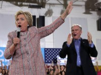 ***2016 LiveWire*** Clinton Introduces VP Pick Kaine