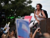 Sound and Fury: More Protests on Day 3 of DNC
