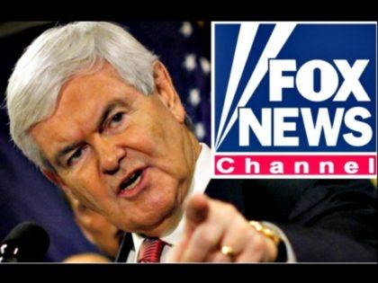 Gingrich AP, Fox News