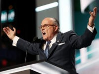 Rudy Giuliani: DNC the 'Most Anti-Police' Convention Ever
