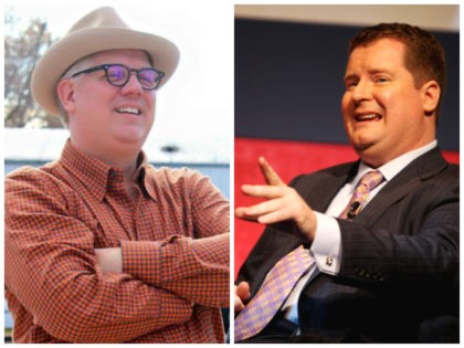 Glenn Beck, Erick Erickson Plot to Subvert the Will of the People to Elect Romney