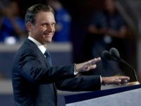 Actor Tony Goldwyn at DNC: Hillary Will Change 'Hard Truths About Race and Justice in America'