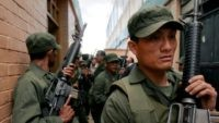 GUATEMALA PRISON RAID