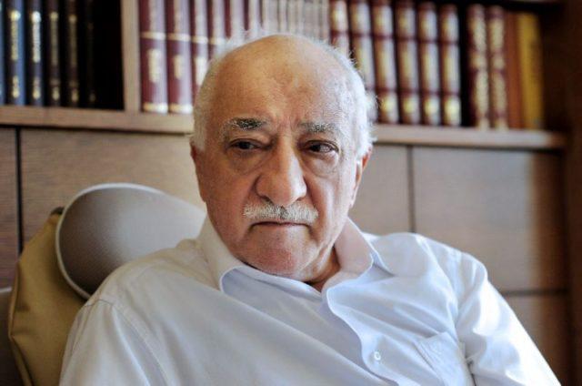 Gulen-AFP