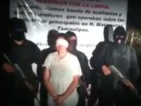 Gulf Cartel execution
