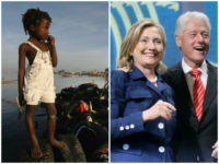 Haiti-Child-Poverty-Hillary-Bill-Clinton-AP-Getty