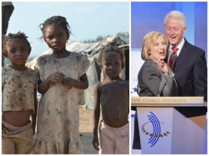 Haiti-Hillary-Clinton-Bill-Clinton-Getty