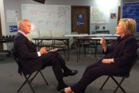 Hillary Clinton Scott Pelley CBS