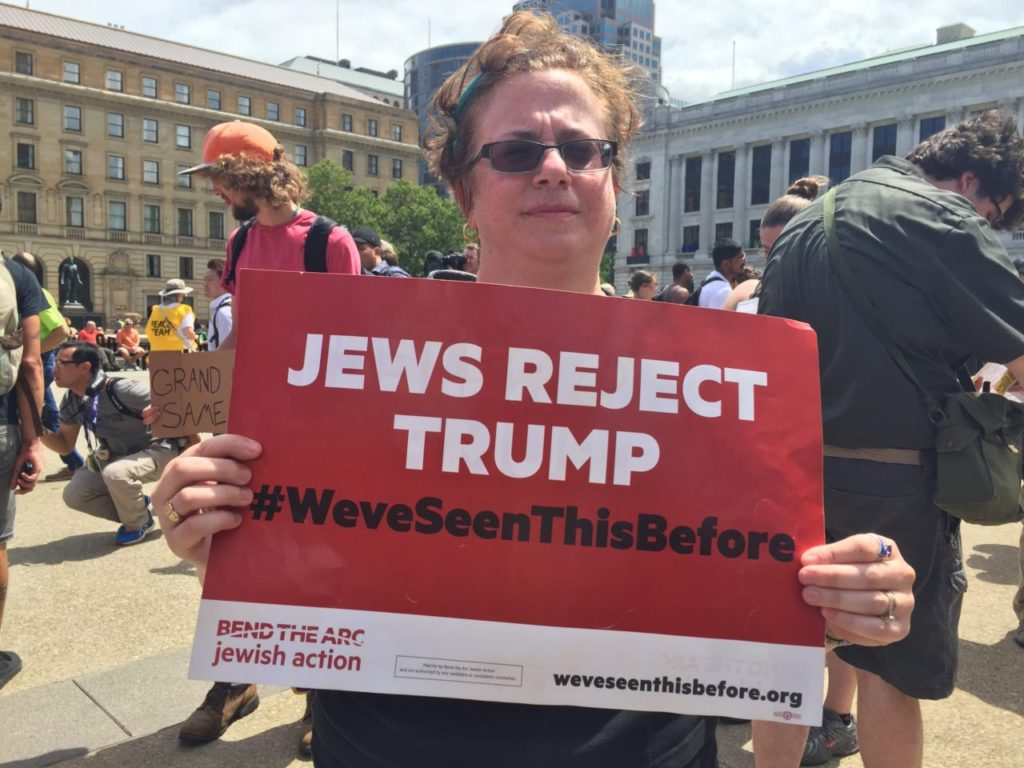 Jews Reject Trump (Joel Pollak / Breitbart News)