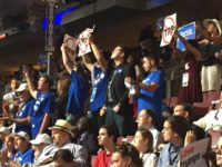 WATCH: Anti-TPP Protest Breaks out on Democratic Convention Floor