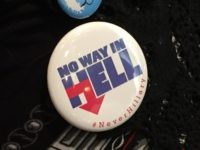 No Way in Hell (Joel Pollak / Breitbart News)