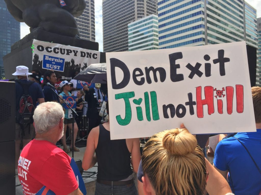 Jill not Hill (Joel Pollak / Breitbart News)
