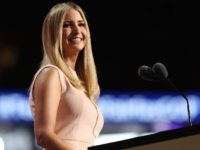Ivanka Trump speaks (Joe Raedle / Getty)