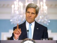 John Kerry Hopes for Progress Toward Palestinian State in Coming Months