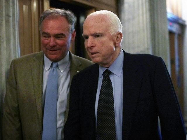 John-McCain-Tim-Kaine-Getty