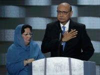 Muslim Parents of Fallen Soldier Endorse, Upstage Hillary