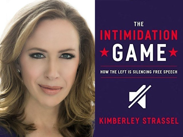 Intimidation Game Kimberley Strassel Exposes The Obama