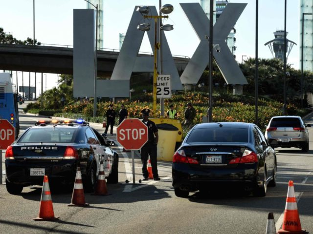 LAX (Mark Ralston / AFP / Getty)