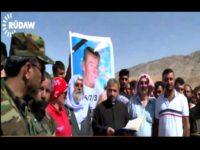 Leland Stanford Scott Yazidi Funeral Rudaw screenshot