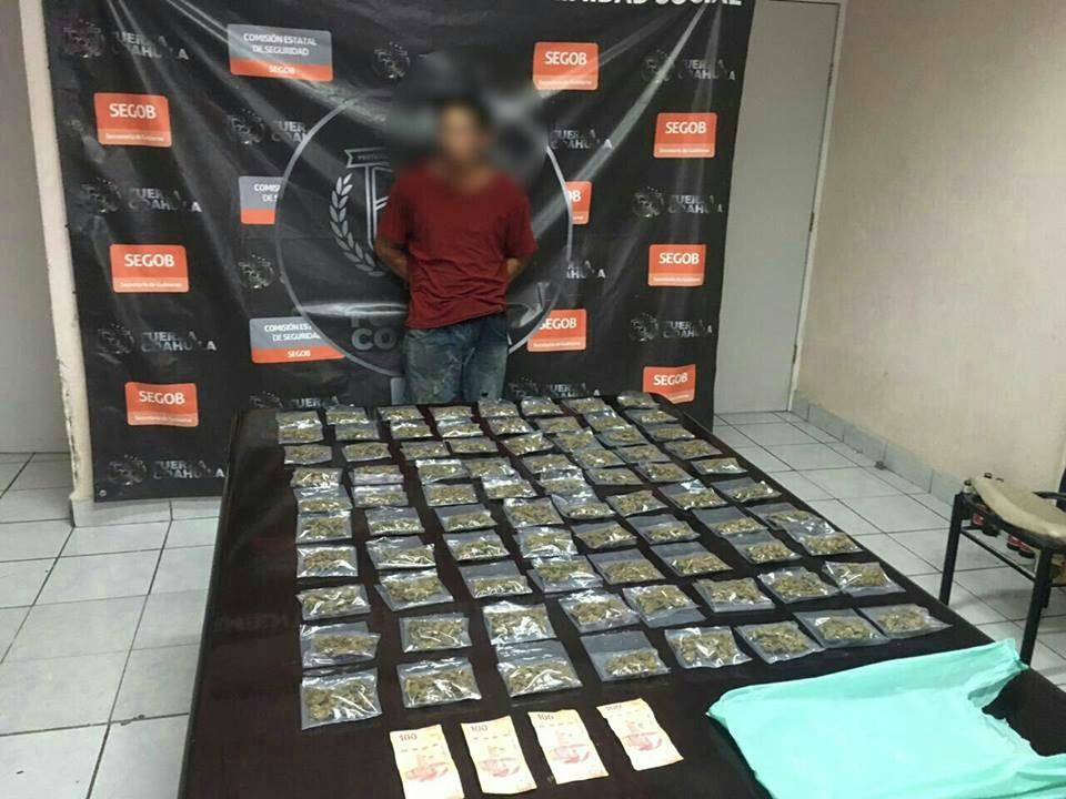 Los Zetas drogas 2