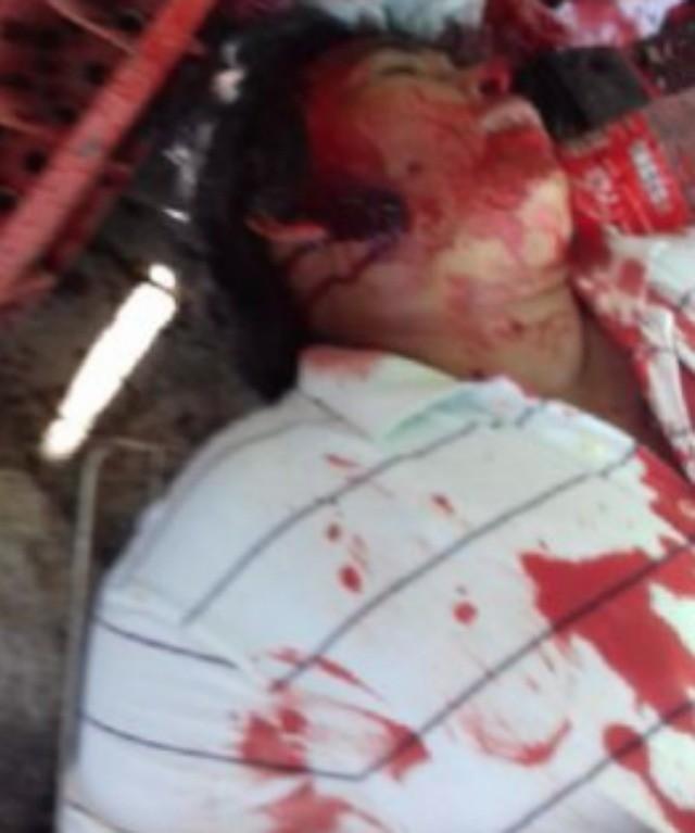 Los Zetas executions
