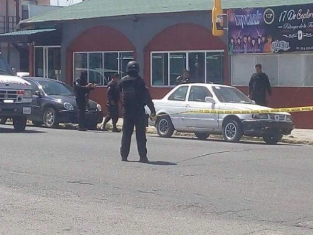 Los Zetas shooting
