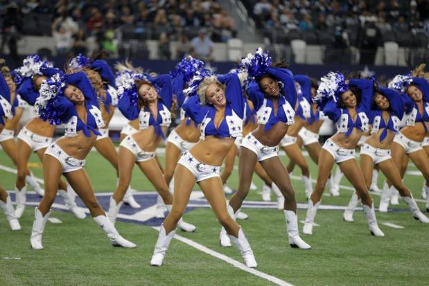 Dallas Cheerleaders