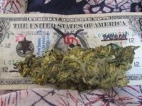 Marijuana cash (Raquel Baranow / Flickr / CC / Cropped)