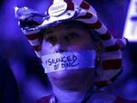 ***Dem. Convention LiveWire*** Party Disunity Highlighted on Day One