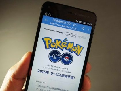 Pokemon Go (Kazuhiro Nogi / AFP / Getty)