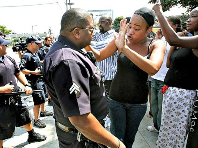 Police-Community Distrust AP