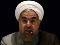 Iran's Rouhani Slams U.S. as Still the 'Enemy' After Sanctions Renewal; Promises 'Harsh Reaction'