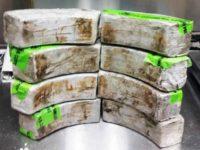 Progreso Methamphetamine Seizure 07232016, Courtesy of CBP Progreso