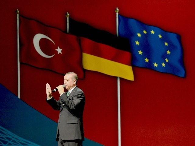 Erdogan Germany Turkey EU