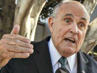 Rudy Giuliani APDamian Dovarganes