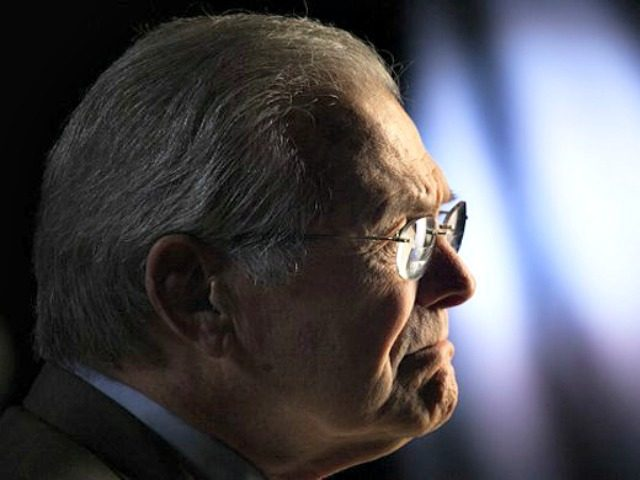 Exclusive — The Donald Endorses The Donald: Rumsfeld Says Not 'Even a Tough Call for Me,' 'I Support Trump' for President