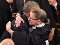 Ruth Bader Ginsburg (Nicholas Kamm / AFP / Getty)
