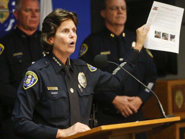 San Diego police homeless killing (Lenny Ingelzi / Associated Press)