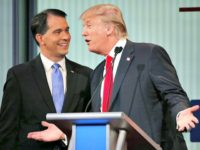 Scott Walker and Donald Trump Brian SnyderReuters