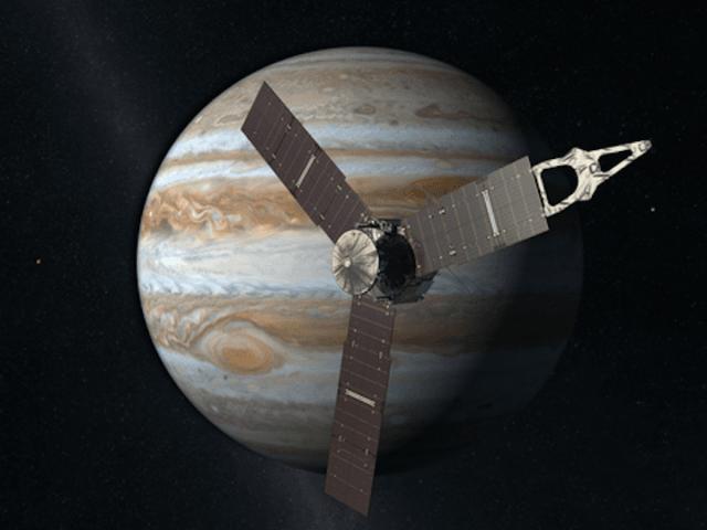 Juno (NASAJuno / Twitter)