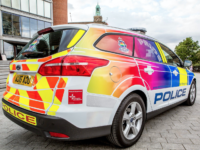 UK Police Launch Rainbow Patrol Car To 'Fight Hate Crime'