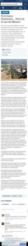 El Manana Story