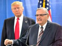 Sheriff Joe and Trump Mary Altaffer Associated Press