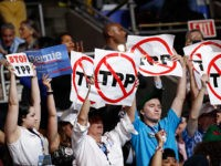 Business Insider: TPP Could Destroy Clinton's Chances for White House
