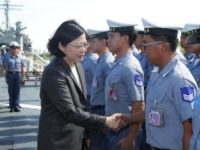 Taiwan Presidential Office via AP