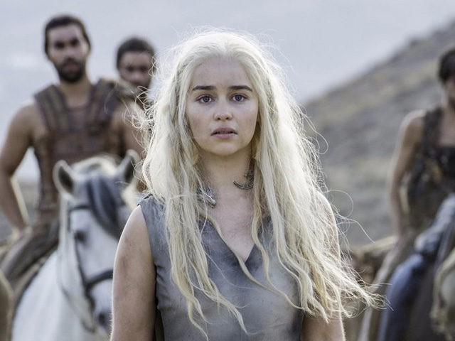 Emmy Nominations: 'Game of Thrones' Leads with 23 Nods - Breitbart - 웹