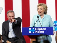 Team of Grifters: Tim Kaine Reinforces 'Crooked' Hillary's Weaknesses on Cronyism, Corruption