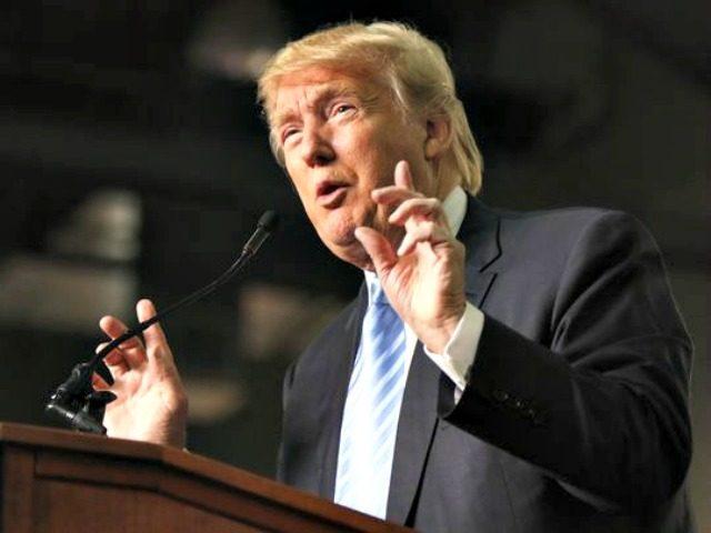 Trump Cincinnati APPaul Vernon