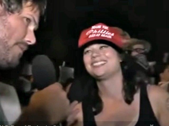 Trump Girl Breitbart.tv