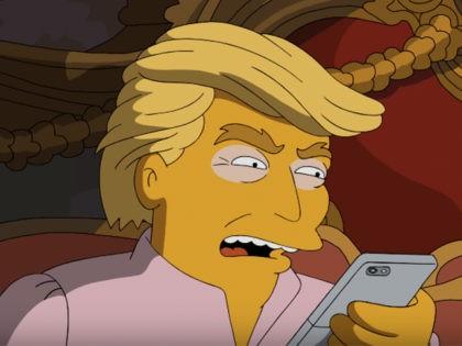 TrumpSimpsons